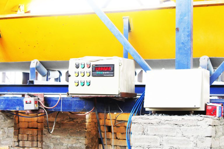 Fully Automatic Batching Plant For M-40 High Quality Pavers (3)