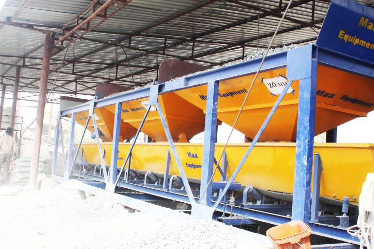 Fully Automatic Batching Plant For M-40 High Quality Pavers (4)