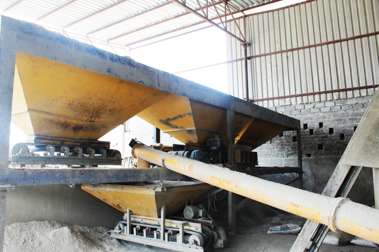 Fully Automatic Batching Plant For M-40 High Quality Pavers (7)