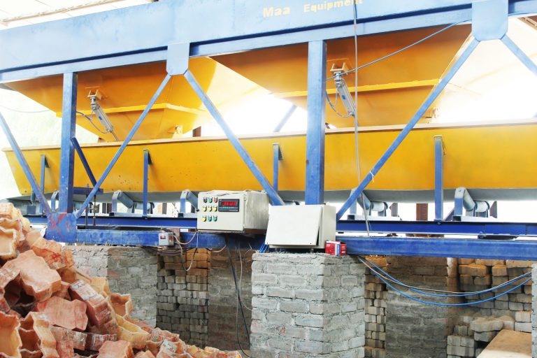 Fully Automatic Batching Plant For M-40 High Quality Pavers